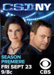 点击播放《犯罪现场调查:纽约第八季》