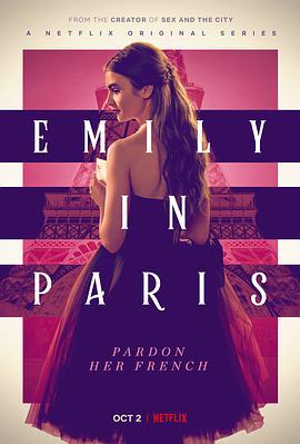 点击播放《艾米丽在巴黎》